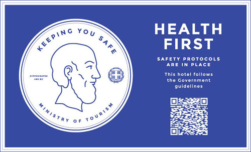 Greece Health First Safecard