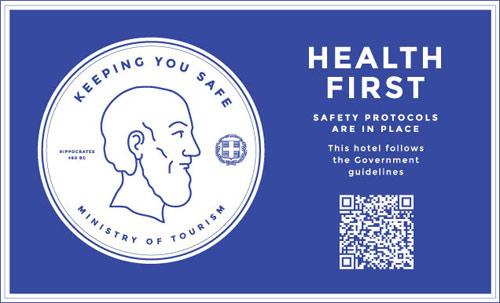 Greece Health First Safecard